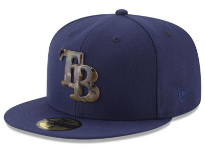 Tampa Bay Rays New Era MLB Camo Capped 59FIFTY Cap