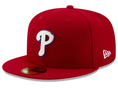 Philadelphia Phillies New Era MLB Metal & Thread 59FIFTY Cap