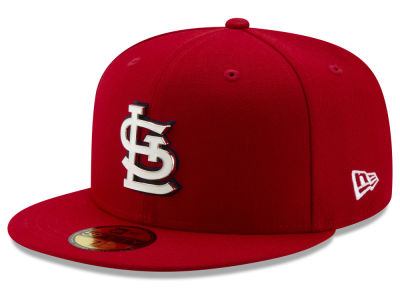 cheap for discount f85e0 64ec4 ... Low Profile AC Performance 59FIFTY Cap.  37.99. St. Louis Cardinals New  Era MLB Metal   Thread 59FIFTY Cap