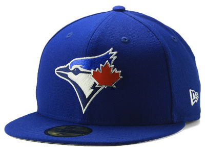 Toronto Blue Jays New Era MLB Metal & Thread 59FIFTY Cap