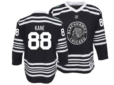 Chicago Blackhawks Patrick Kane 2019 NHL Youth Winter Classic Player Jersey