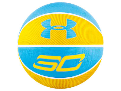 Golden State Warriors Under Armour Steph Curry Mini Ball