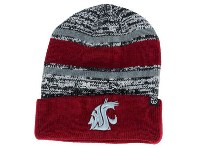 Washington State Cougars Zephyr NCAA Slush Cuff Knit