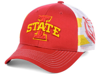 Iowa State Cyclones Zephyr NCAA Double Take Trucker Cap