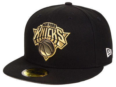 New York Knicks New Era NBA Metal Mash Up 59FIFTY Cap 5c687c887c7