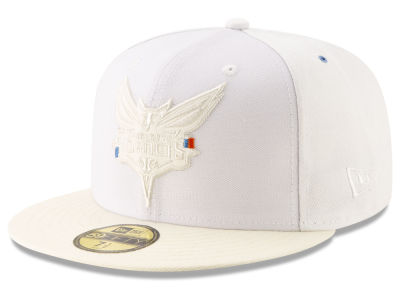 Charlotte Hornets New Era NBA Deconstructed 59FIFTY Cap