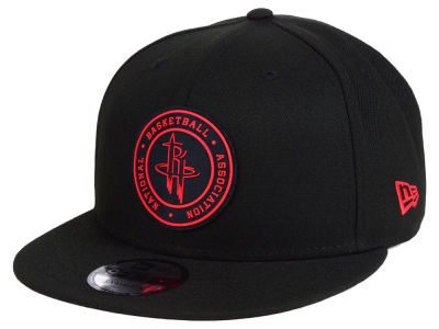 Houston Rockets New Era NBA Circular 9FIFTY Snapback Cap