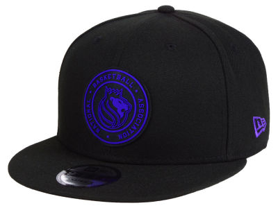 Sacramento Kings New Era NBA Circular 9FIFTY Snapback Cap