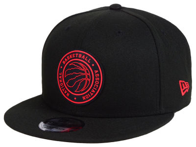 Toronto Raptors New Era NBA Circular 9FIFTY Snapback Cap