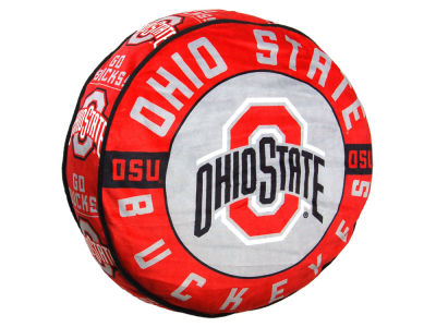 Ohio State Buckeyes Travel Cloud Pillow