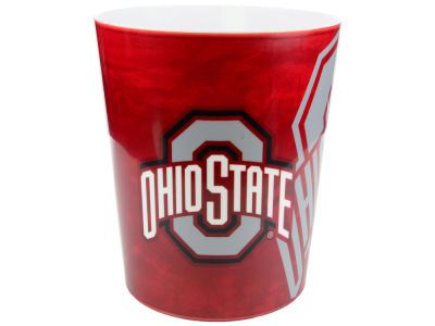 Ohio State Buckeyes Trash Can