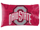 Ohio State Buckeyes Pillow Case Bed & Bath