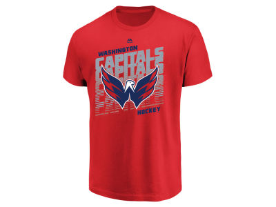 Washington Capitals NHL Men's Penalty Shot T-shirt