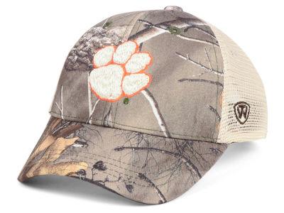 8f1894228fd Clemson Tigers New Era NCAA Team Color Meshback 9FIFTY Snapback Cap. New.   27.99. Clemson Tigers Top of the World NCAA Prey Meshback Camo Cap