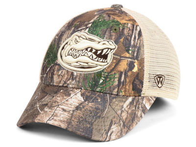 Florida Gators Top of the World NCAA Prey Meshback Camo Cap f81da1110