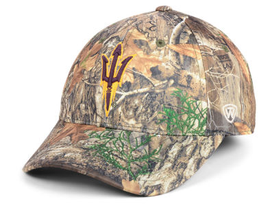 newest collection 6579a b145f australia arizona state sun devils top of the world ncaa berma camo flex cap  97357 30732