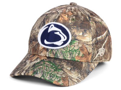 Penn State Nittany Lions Top of the World NCAA Berma Camo Flex Cap