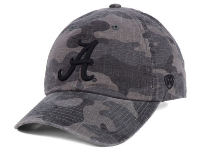 Alabama Crimson Tide Top of the World NCAA Woodland Knight Cap