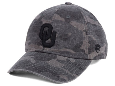 Oklahoma Sooners Top of the World NCAA Woodland Knight Cap