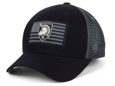 Army Black Knights Top of the World NCAA Back the School Flag Trucker Cap