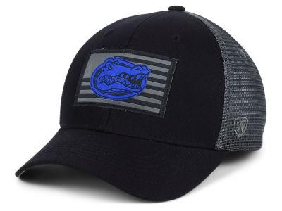 3628497c053 Florida Gators Top of the World NCAA Back the School Flag Trucker Cap