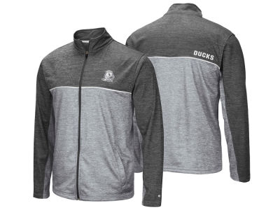 Oregon Ducks Colosseum NCAA Men's Reflective Full Zip Jacket