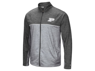 Purdue Boilermakers Colosseum NCAA Men's Reflective Full Zip Jacket