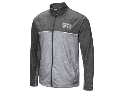 UNLV Runnin Rebels Colosseum NCAA Men's Reflective Full Zip Jacket