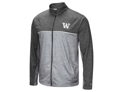 Washington State Cougars Colosseum NCAA Men's Reflective Full Zip Jacket