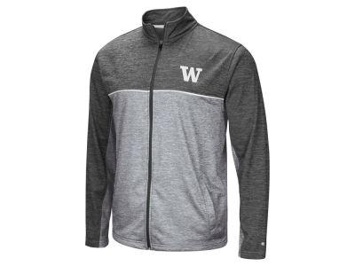 Washington State Cougars Colosseum NCAA Men s Reflective Full Zip Jacket 728061e37