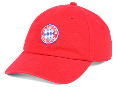 Bayern Munich Fan Ink Club Team Fi Dad Hat