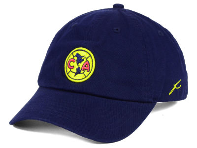 Club America Fan Ink Club Team Fi Dad Hat