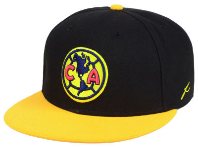 Club America Fan Ink Club Team Fi Fitted Cap