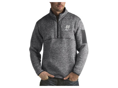 Nascar Logo Alex Bowman Men's Fortune Quarter Zip Pullover