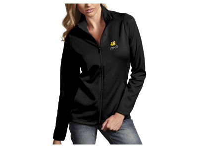 Nascar Logo Jimmie Johnson Women's Leader Jacket