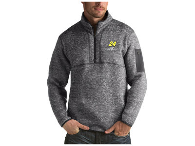 Nascar Logo William Byron Men's Fortune Quarter Zip Pullover