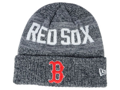 Boston Red Sox New Era MLB Crisp Color Cuff Knit