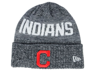Cleveland Indians New Era MLB Crisp Color Cuff Knit 83396e3d9c07