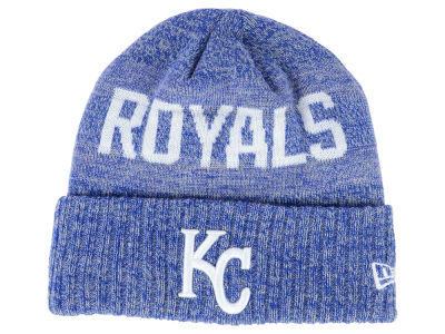 Kansas City Royals New Era MLB Crisp Color Cuff Knit