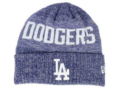 Los Angeles Dodgers New Era MLB Crisp Color Cuff Knit 4ce20bd6f76