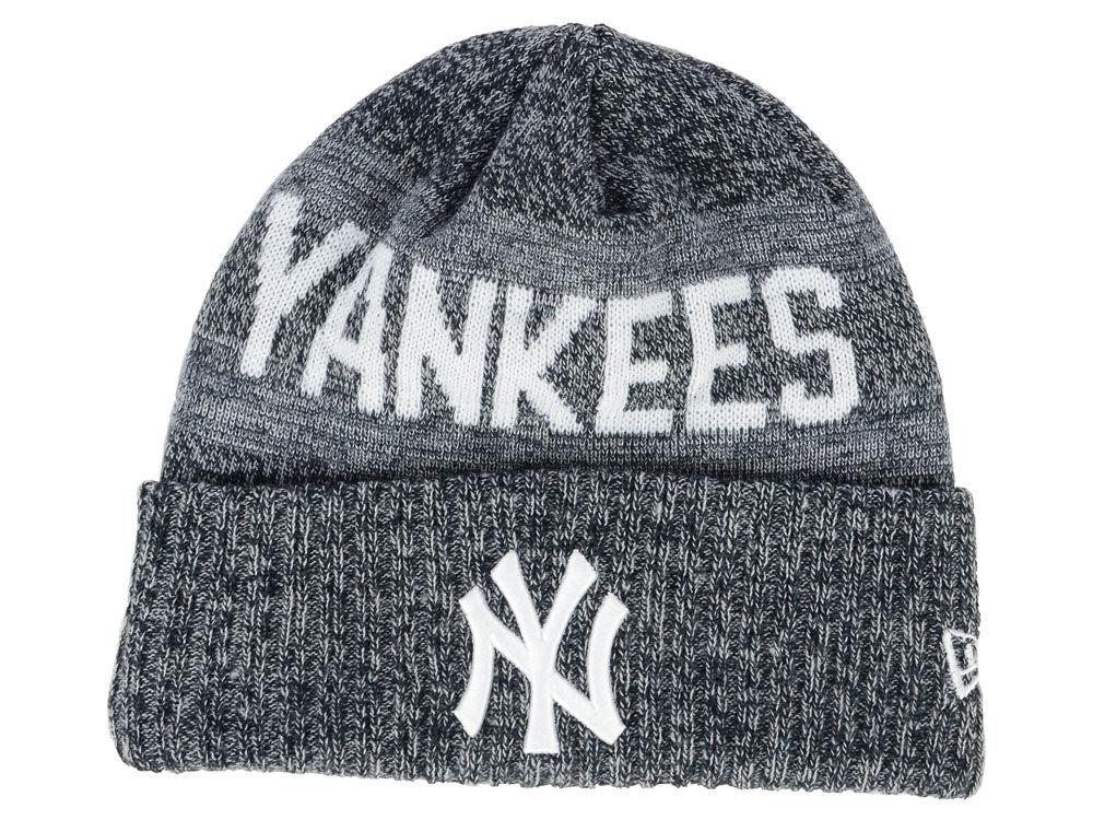 New York Yankees New Era MLB Crisp Color Cuff Knit  d9f845492