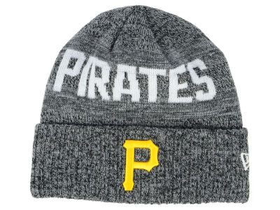 cfbbfb6a2d7 Pittsburgh Pirates New Era MLB Crisp Color Cuff Knit