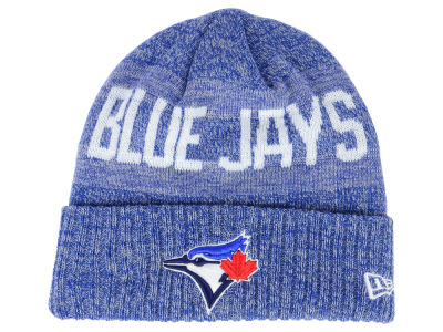 Toronto Blue Jays New Era MLB Crisp Color Cuff Knit