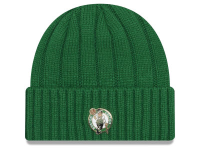 Boston Celtics New Era NBA Metal Cuffed Knit