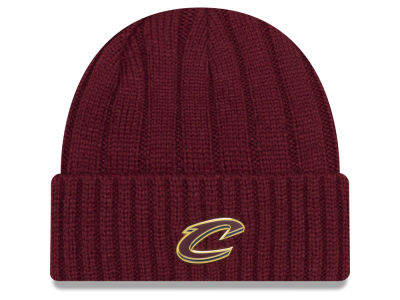 Cleveland Cavaliers New Era NBA Metal Cuffed Knit
