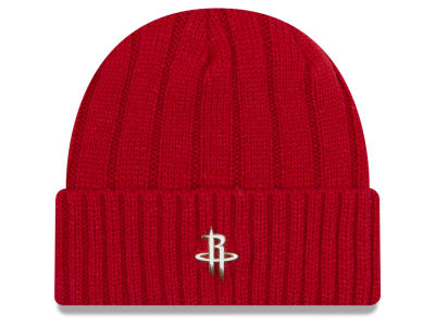 Houston Rockets New Era NBA Metal Cuffed Knit