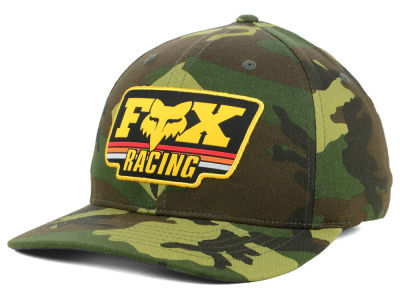 Fox Racing Throwback Flex Cap