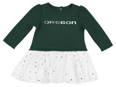 Oregon Ducks Colosseum NCAA Newborn Girls Tutu Dress