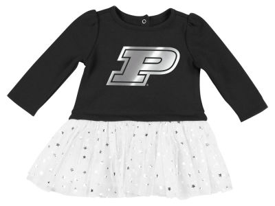 Purdue Boilermakers Colosseum NCAA Newborn Girls Tutu Dress