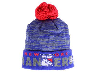 88560952f9f ... mitchell ness oatmeal cuffed knit hat w pom 88631 f6ba5 italy new york  rangers adidas 2017 nhl player knit ffda8 cb9b4 ...
